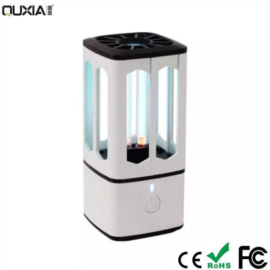 Ce FCC Ucv Lamp 3.8W Mini Ultraviolet Lamps Car UV Sterilizer