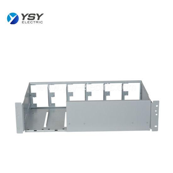 Custom Precision Aluminum Sheet Metal Electronical Steel Plate