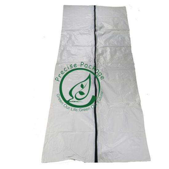 Biohazard PVC Coffin PP Dead Body Bag for Dead Bodies