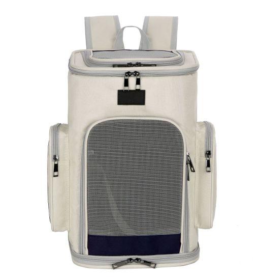 Durable Breathable Pet Bag Portable Mesh Pet Backpack