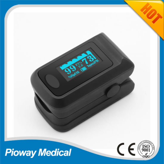 Home and Hospital Use Finger Portable Pulse Oximeter M380