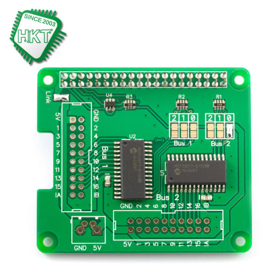 Fast PCB Manufacturer Fr4 1.6mm HASL PCB Board Production and Assembly OEM PCBA Service