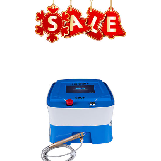 Cleaning Vascular Removal by 980nm Diode Laser Beauty Salon Equipments