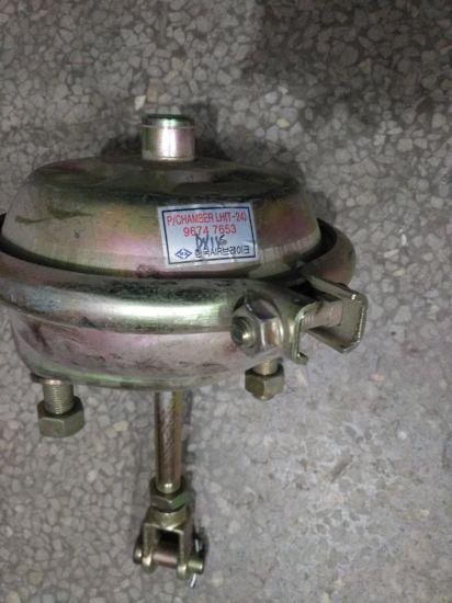 Brake Spring Chamber 96747653-T24 Korea Daewoo Bus Brake Cylinder