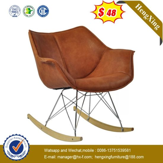 European Style Latest Model Hot Selling Modern Leather Salon Chair pictures & photos