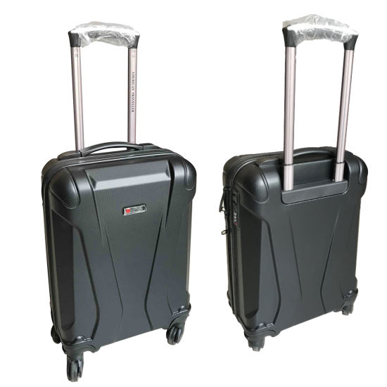 L,M,S ABS hard  Case Suitcase Travel Trolley Bag Luggage 4 Wheels Easy Roll