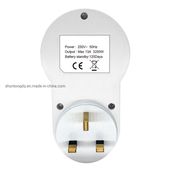 Timer Switch Socket Digital LCD Power Energy-saving 220V EU UK US Plug Socket*