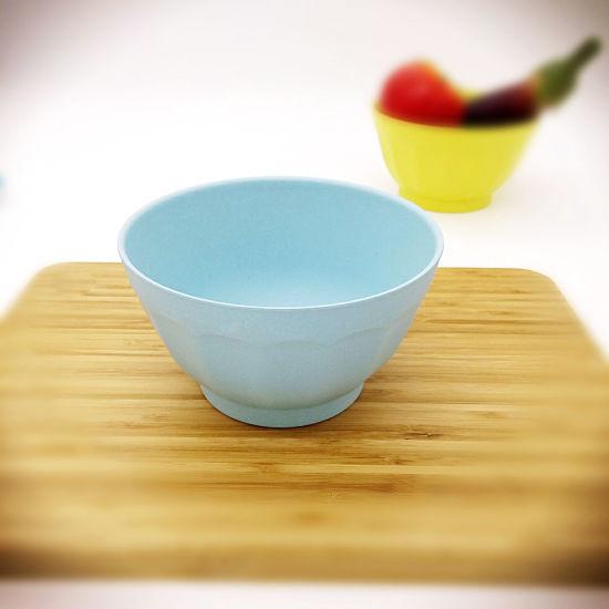 New Product BPA Free Bamboo Fiber Bowl