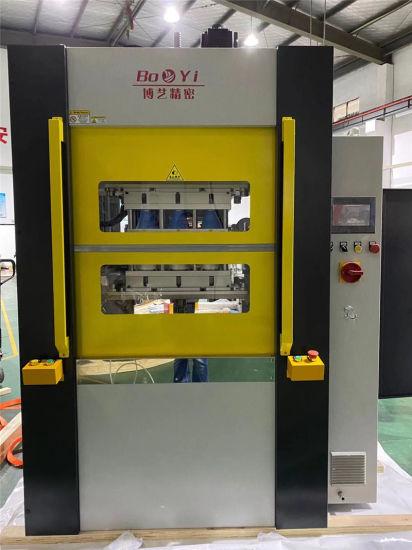 Plastic Welding Solution Provider Servo Hot Plate Machine for Plastic Welding
