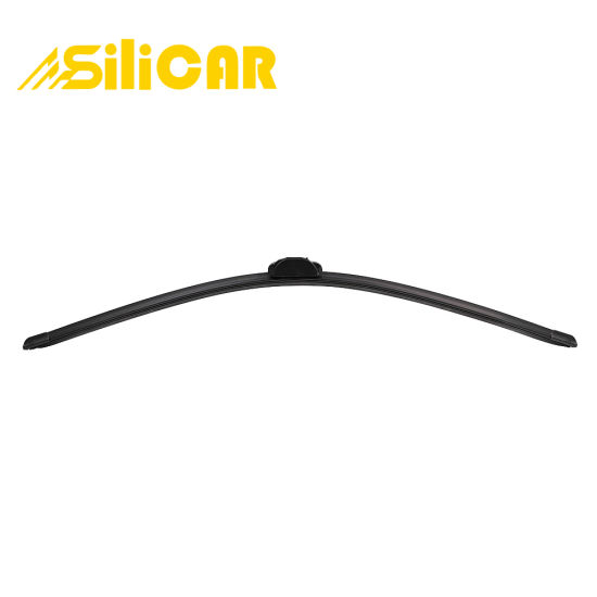 Silicone Windshield Universal Frameless Wiper Blade For All Sizes