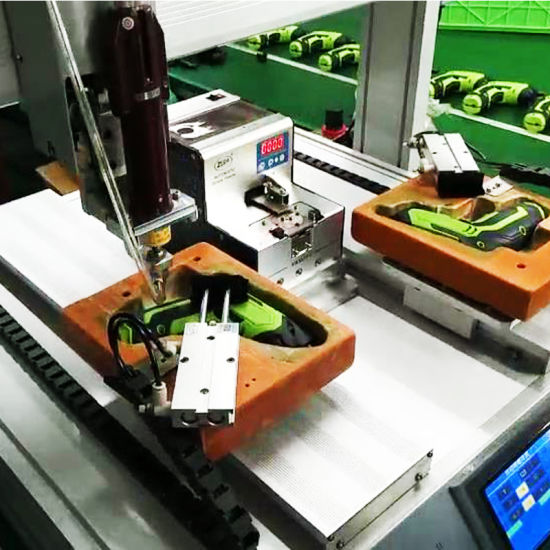 Electric Screw Tightening Machine for Factory's Products Line