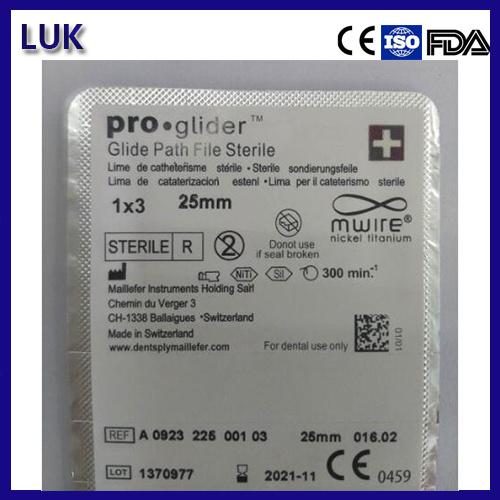 China High Quality Dental Equipment Dentsply Glide Path Endo
