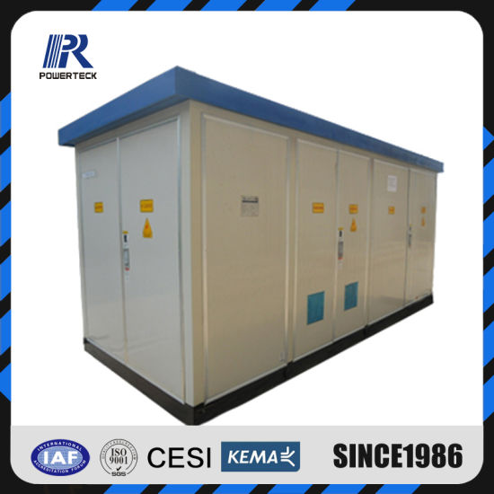 High Voltage Cabinet Outdoor Yb Series Koisk Compact Substation