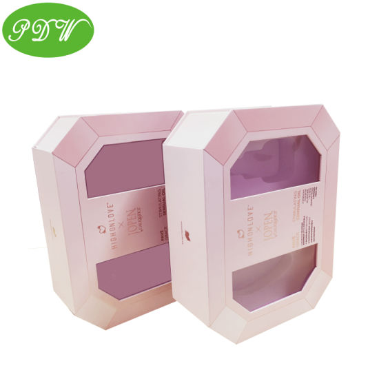 Pdwpacking_OEM ODM Custom Cosmetic Essential Oil Fashion Beauty Paper Packaging Box