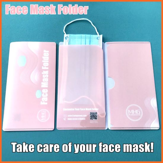 Factory Direct Face Mask Folder for Restaurant Use pictures & photos