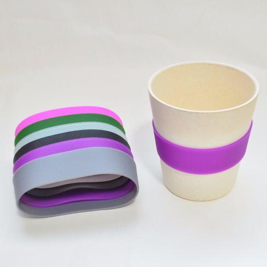 Silicone Heat Insulation Bottle Sleeves Non-Slip Mug Sleeve