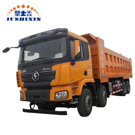 Heavy Duty High Capacity Truck Cargo Lorry Vehicle 8*4 Dumper Tipper Dump Truck