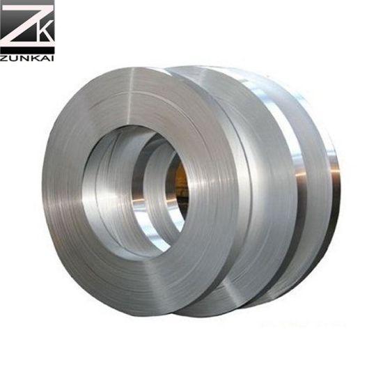 Dx51d+Z250 All Thickness Galvanized Steel Strip