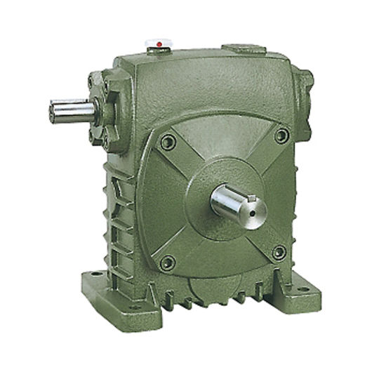 Best Selling China Wps Helical Worm Gearbox