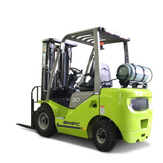 1.5ton-3ton LPG Gasoline Diesel Japan Engine Forklift
