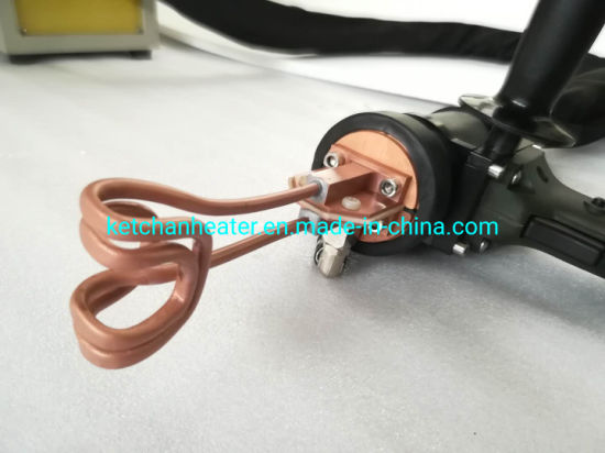 Professional Product Induction Soldering Machine for Copper Iron Aluminum Tube Welding