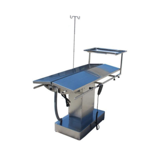 Stainless Steel Temperature Control Veterinary Ot Table pictures & photos