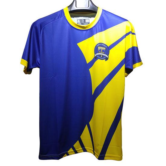 Wholesale Hot Design Healthy High School Soccer Uniforms