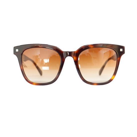 New Design Trendy Polarized Acetate Sunglasses