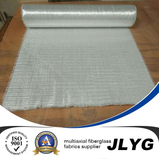 0 Degree 600GSM Fiberglass Multiaxial Zero Crimp Fabric Fiberglass (Unidirectional)