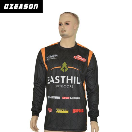 828064ba4 Ozeason Sports Wear 5XL Dry Fit Tournament Fishing Jerseys pictures & photos