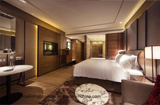 Modern Popular Hotel Furniture 5 Star Hotel Bedroom Furniture Set Hot Sale Model Hotel Guest Room Furniture