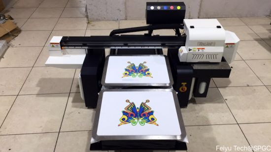 Tecjet DIY DTG Printer Printing Machine