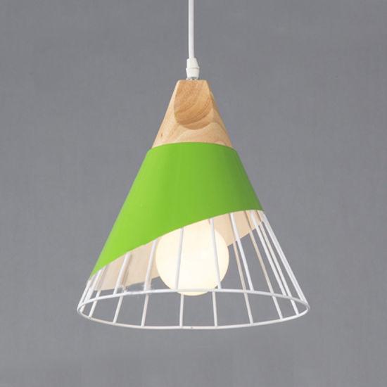 Interior Lighting for Green Color Decoration Chandelier Pendant Lamp