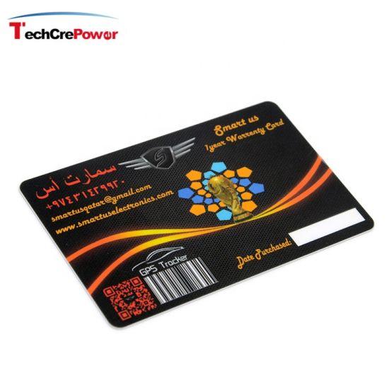 China T5557 T5567 T5577 ATA5577 Thin Card Blank Glossy