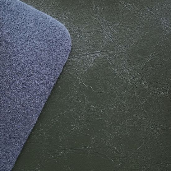 Zero-Solvent PU Synthetic Leather for Auto Uphostery, Car Seats. pictures & photos