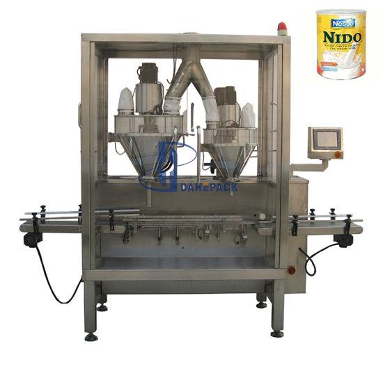 Powder Packing Line Milk Coffee Packing Machine