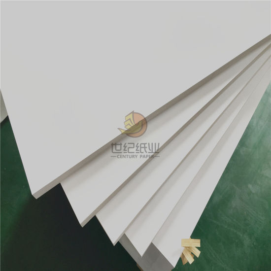 350 GSM C1s Coated Fbb Ivory Card Paper Reams