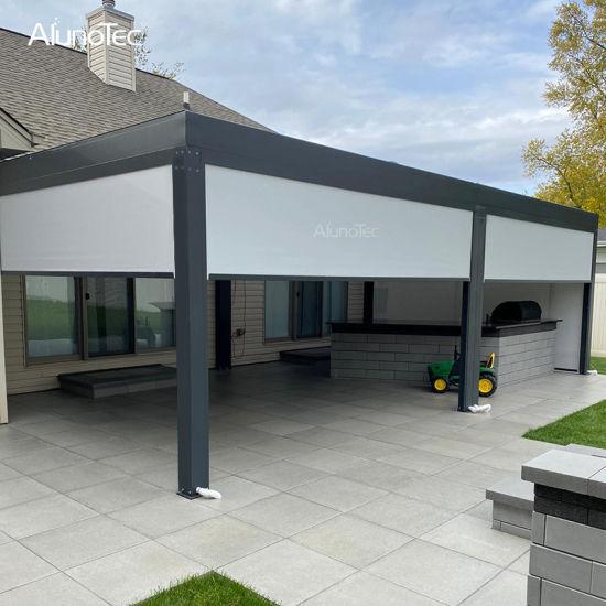 Garden Shelter Party Tent Aluminium Outdoor Gazebo