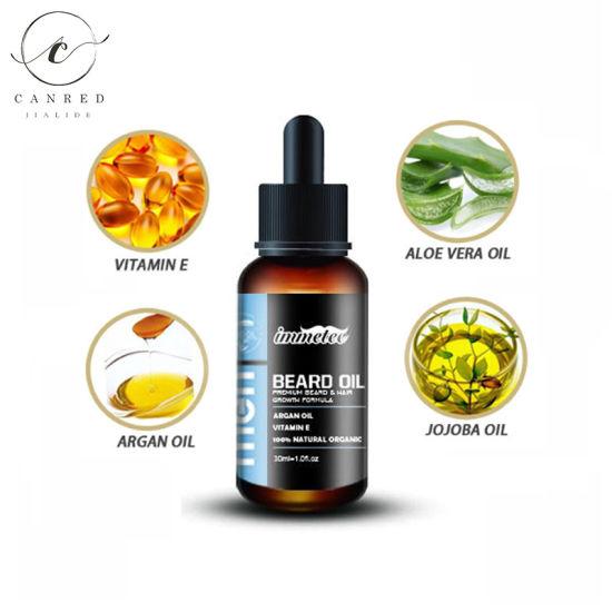 China Natural OEM Brand Rich Vitamin Organic Argan Hair Essential