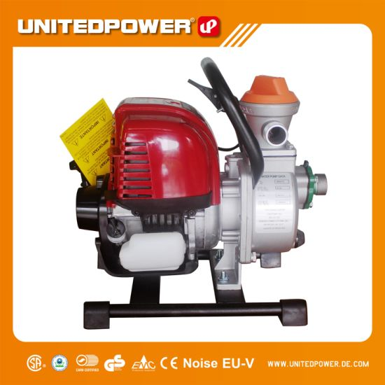1-Inch Gas-Powered Semi-Trash Water Transfer Pump