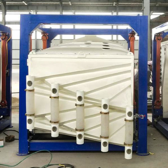 Quartz Sand Hanging Gyratory Sifter Machine for Sand
