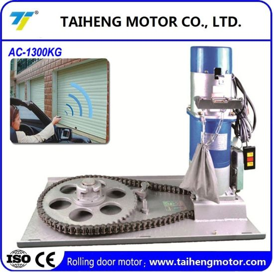 110V/220V High Quality Rolling Door Motor with Strong Lifting