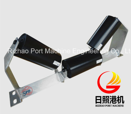SPD Idler Roller for Belt Conveyor, Gravity Roller, Steel Roller pictures & photos