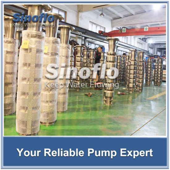 Stainless Steel Submersible Seawater Booster Bilge Pumps pictures & photos