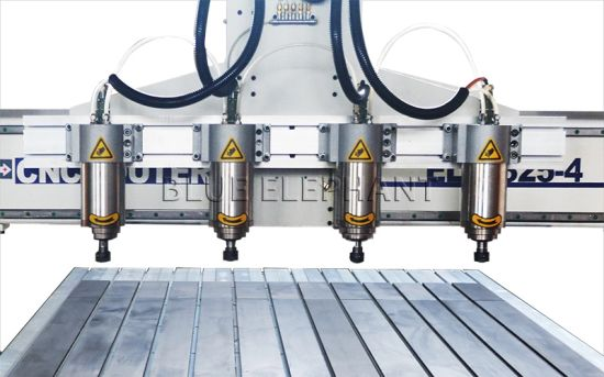 Ele 1325 Furniture Engraving CNC Router 4 Axis Cutting Machine for Door Making pictures & photos