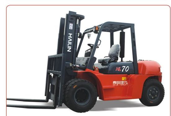CPC-70 Forklift Truck pictures & photos