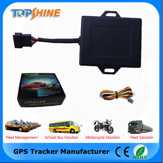 Motor/Vehicle Fuel Monitoring GPS Tracker Mt08 pictures & photos