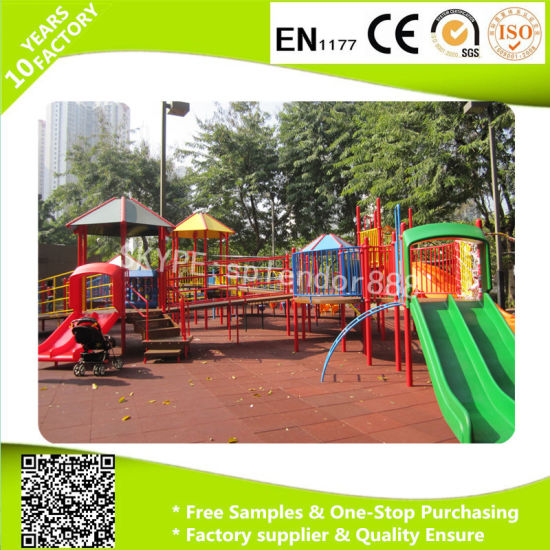 High Quality safety Gym Rubber Gym Floor Outdoor Playground Floor pictures & photos