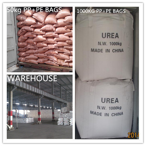 High Quality Fertilizer Grade Urea (46%) Min pictures & photos
