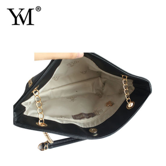 Fashion Good Quality Hanging Customized Lady Hand Bag pictures & photos